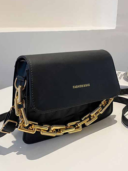 French Style Chain Shoulder Bags