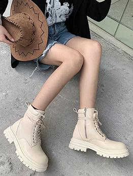 British Style Street Trendy Cool Martin Boots