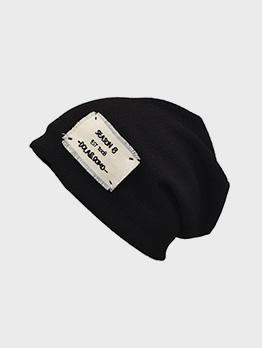 Fashion Winter Knitted Warmth Beanie Unisex