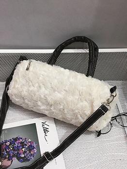 New Arrival Fluffy Shoulder Bag For Women