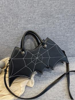 Creative Bat Euro Style PU Shoulder Bags