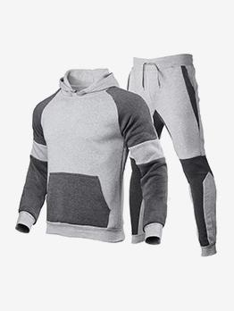 Winter Plush Thicker Fashion Activewear Set