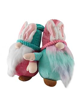 Christmas Contrast Color Santa Claus Plush Toy
