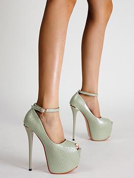 Night Club Platform Heel Sandals For Women