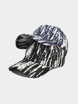 Outdoors Tie Dye Casual Easy Match Baseball Cap