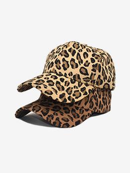 Designer Leopard Leisure New Arrival Baseball Cap