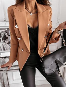 Autumn Business Work Temperament Women Blazer