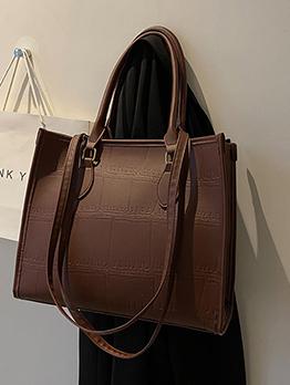 Versatile Black Large Tote Bags For Women