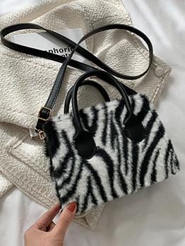 New Fashion Leopard Zebra Print Tote Bags For Women